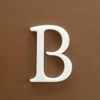 """B"" BETŰVEL"