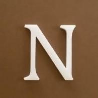 """""""N"""" BETŰVEL"""