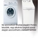 ELECTROLUX 911718151 EW11005 MOSÓGÉP