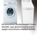 ELECTROLUX 91310155500  FWY51222WR MOSÓGÉP