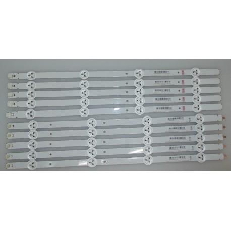SV0420A88 LED háttérvilágítás  KIT